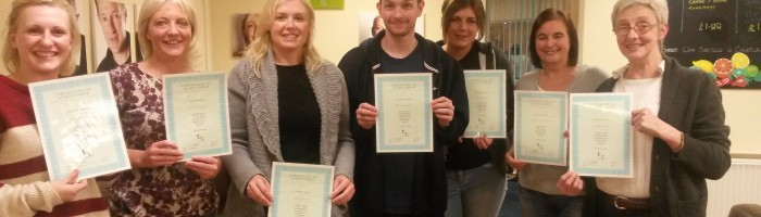 New Volunteers at The Foxton Centre