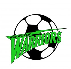 FOOTBALL WARRIOR LIGHTENING LOGO